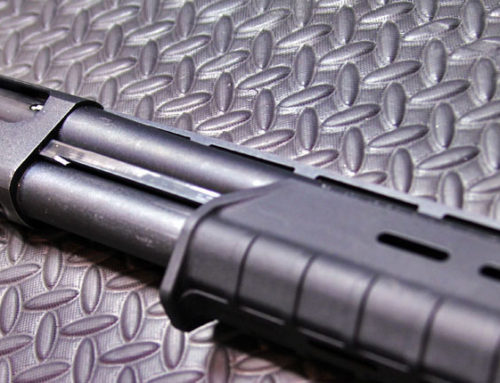 There's No Shame in Using a Pump Shotgun for 3 Gun