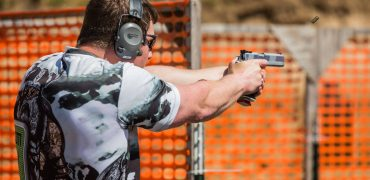 Intro to Pistol Shooting Fundamentals for Accuracy & Recoil Management