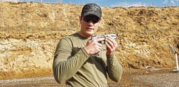 Triangle Drill (Pistol)